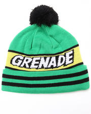 The Skate Shop - Comic Pom Beanie
