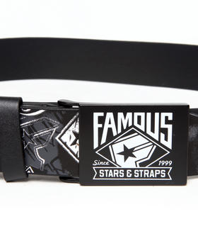 Famous Stars & Straps - The Wall Belt