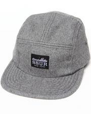 Men - SSUR Standard Wool 5-Panel Camp Cap