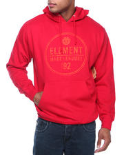 The Skate Shop - Ring Pullover Fleece Hoodie
