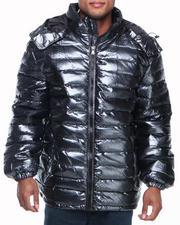 Basic Essentials - Olempic Aero Heavy Coat