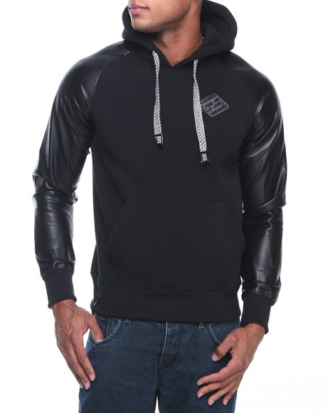 Enyce Black Conquerer Pullover Hoodie