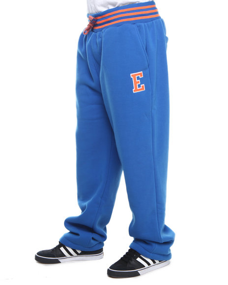Enyce Blue Gotham Fleece Sweatpants