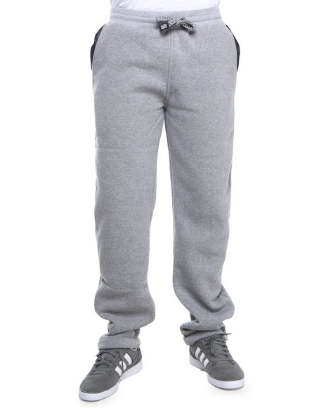 Enyce Grey Spartacus Fleece Sweatpants