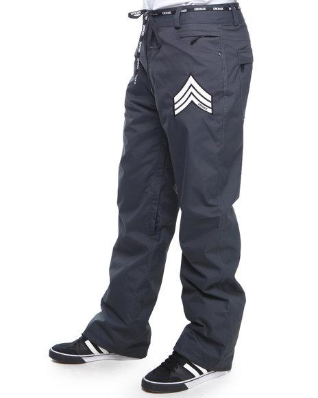 Grenade Grey R.E.G. Waterproof Pants