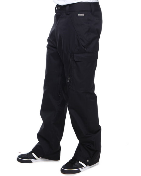 Grenade - Men Black Astro Waterproof Pants