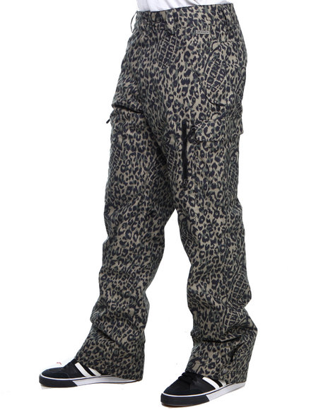 Grenade - Men Animal Print Astro Waterproof Pants