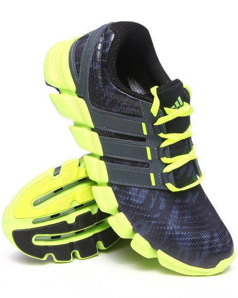 Adidas - Men Grey Adipure Crazyquick Reflective Pack Sneakers - $65.99