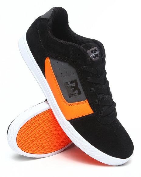 DC Shoes Black,Orange Cole Pro Sneakers