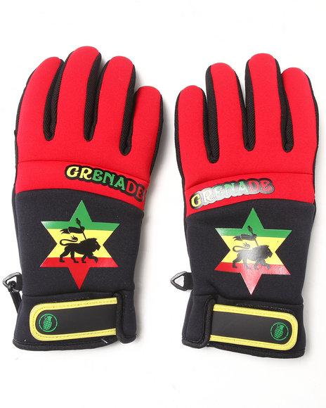 Grenade - Men Multi Bob Gnarley Gloves