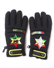 Gloves & Scarves - Bob Gnarley Gloves