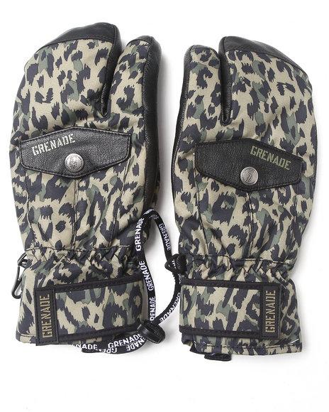 Grenade - Men Camo Dk Trigger Gloves - $41.99