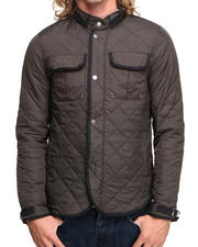 Buyers Picks - Padded Quilted Shirt Jacket
