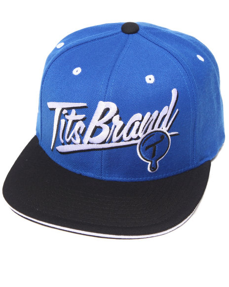 T.I.T.S. Blue Clothing & Accessories