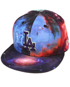 New Era - Los Angeles Dodgers Galaxy 5950 fitted hat