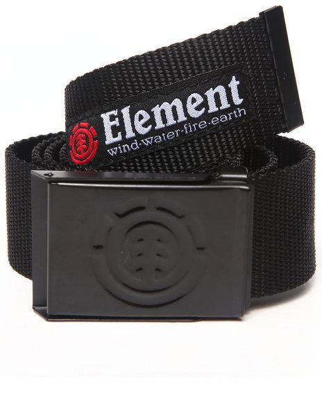 Element Beyond Scout Belt Black