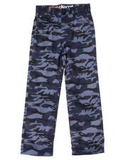 Boys - CAMO TWILL PANTS (8-20)