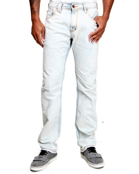 AKOO Light Blue Big Oak Jeans