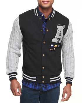 AKOO - Cable Varsity Jacket