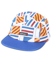 Asphalt Yacht Club - Alpha 5-Panel Cap
