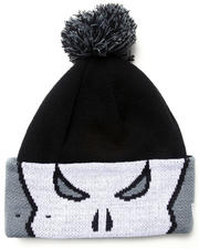 Men - Punisher Marvel Hero Major Cuff Knit Hat