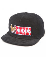 Hall of Fame - Kicker Corduroy Snapback Cap