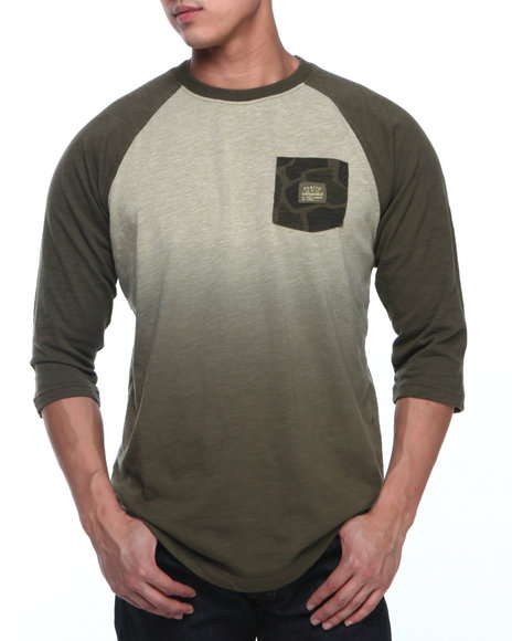 Parish Green Komodo Raglan