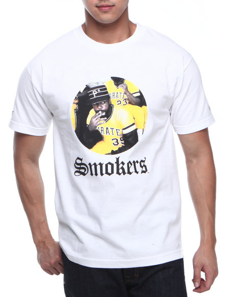Hall of Fame White Pirate Smoker Tee
