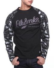Akademiks - D'Angelo Leopard Print L/S Shirt