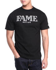 Shirts - Fame Nation Tee