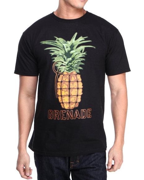 Grenade Black Pineapple Tee