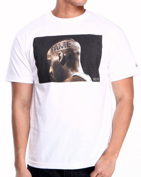 Hall of Fame White Mason Tee