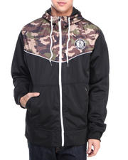 NBA, MLB, NFL Gear - Brooklyn Nets Team Commando Hoodie