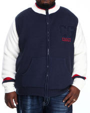 Heavy Coats - Varsity Sweater jacket (B&T)