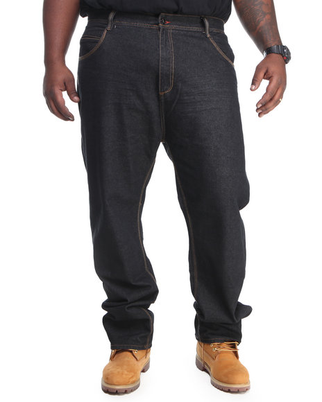 COOGI Black Coogi Livin Better Denim Jeans (Big & Tall)