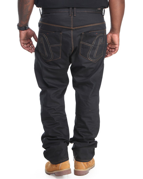 Coogi - Men Black Coogi Camo Pack Denim Jeans (B&T)