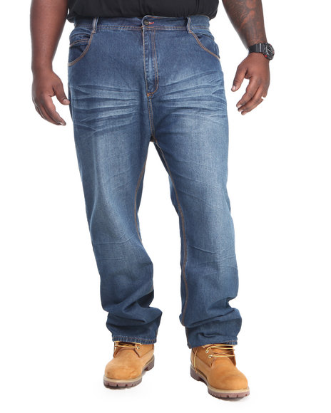 COOGI Dark Wash Coogi Livin' Better Denim Jeans (Big & Tall)