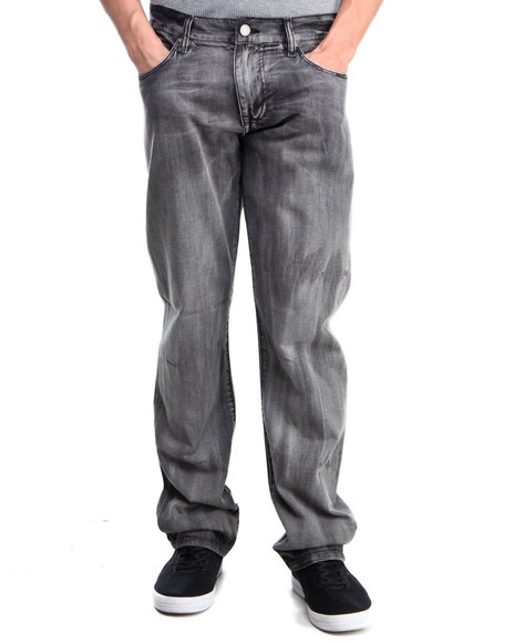 Syn Jeans - Men Black Prowler Denim Jeans