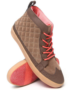 Pastry - Biscotti Quilted Sneaker