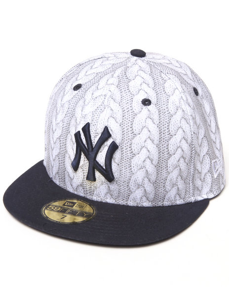 New Era - Men Multi New York Yankees Depeptiteam 5950 Fitted Hat