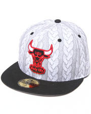 New Era - Chicago Bulls Depeptiteam 5950 fitted hat
