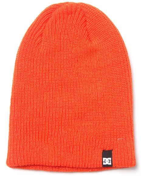 Dc Shoes Clap Beanie Orange