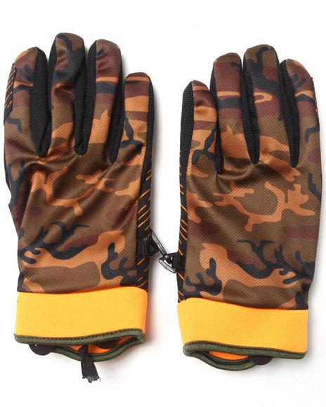 Burton Camo Spectre Gloves