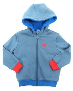 Adidas - Teddy Fur Hoody