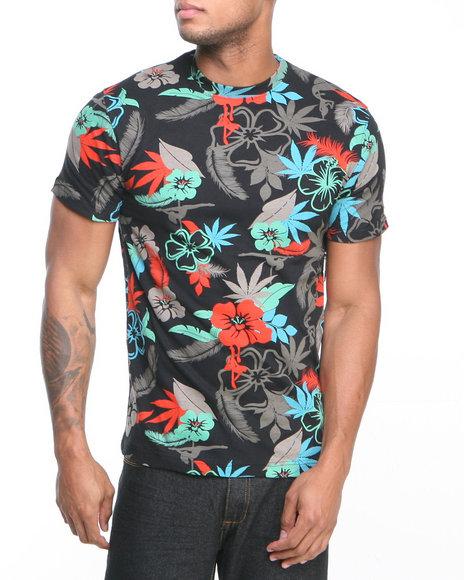 Filthy Dripped Black Wild Life T-Shirt