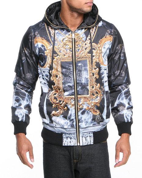 Pelle Pelle Black Mb Smoke Jacket