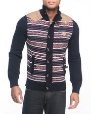 Parish - Vulture Mock Sweater