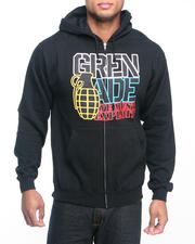 The Skate Shop - Color Logo Zip Hoodie