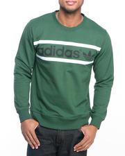 Sweatshirts & Sweaters - Heritage Logo Crewneck Sweatshirt