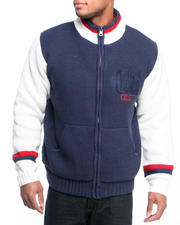 Outerwear - Varsity Sweater jacket